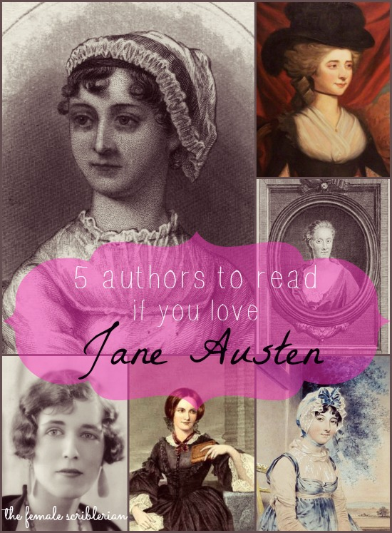 5 Authors to Read If You Love Jane Austen
