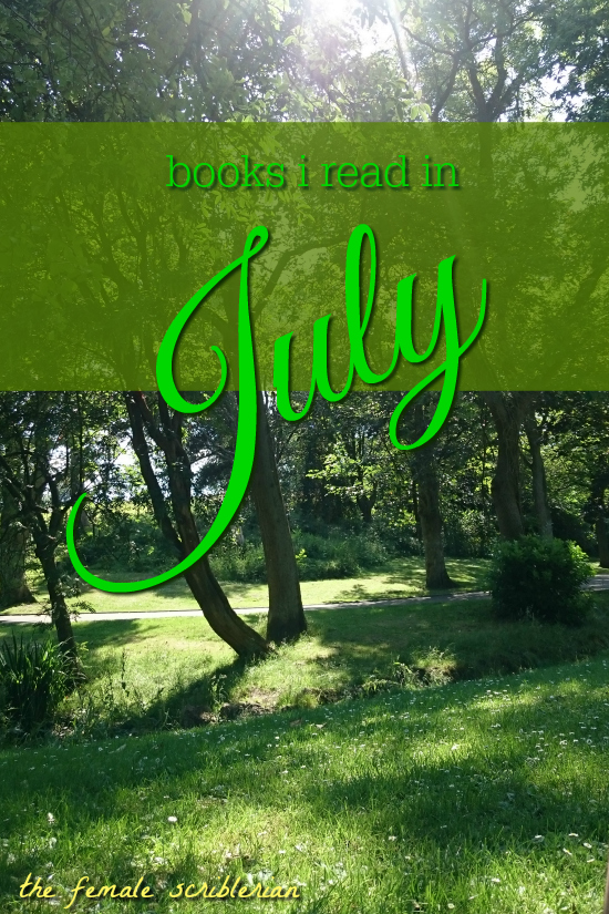 Books I Read In July