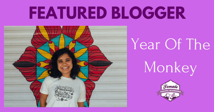 FTB Featured Blogger – Paroma Chakravarty from Year Of The Monkey