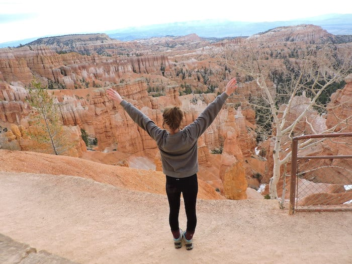 Thrifty traveler tips in Bryce Canyon National Park