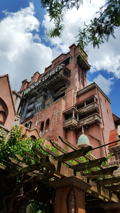 Hollywood Studios - Tower of Terror