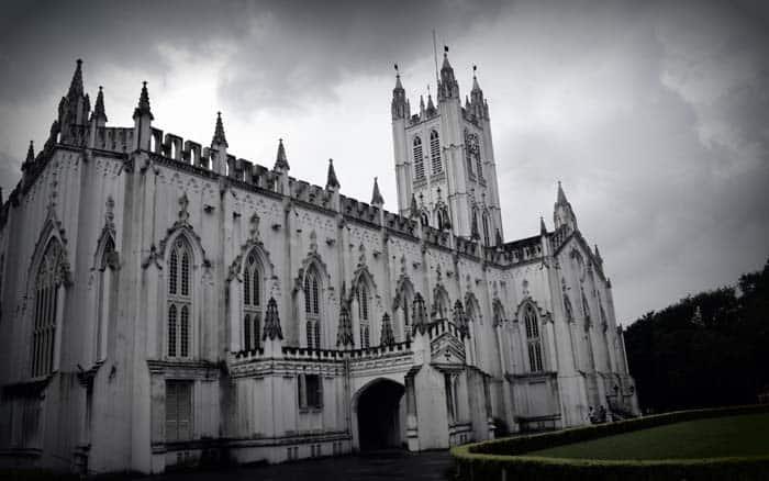 St Pauls Cathedral, Kolkata