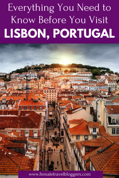 Are you looking for some fun things to do in Lisbon Portugal? We have you covered. We will tell you where to eat in Lisbon, what to eat in Lisbon, things to see in Lisbon, the best places to visit in Lisbon and more. Go check it out and save it to your Portugal board. #lisbon #portugal #lisbonportugal #lisbonguide