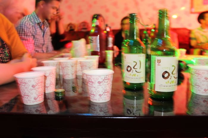 Soju, South Korea, exploring Seoul