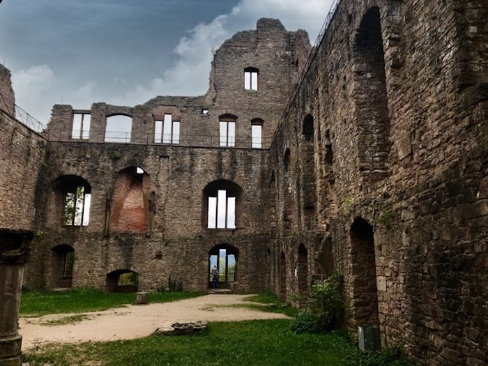 Baden Baden castle