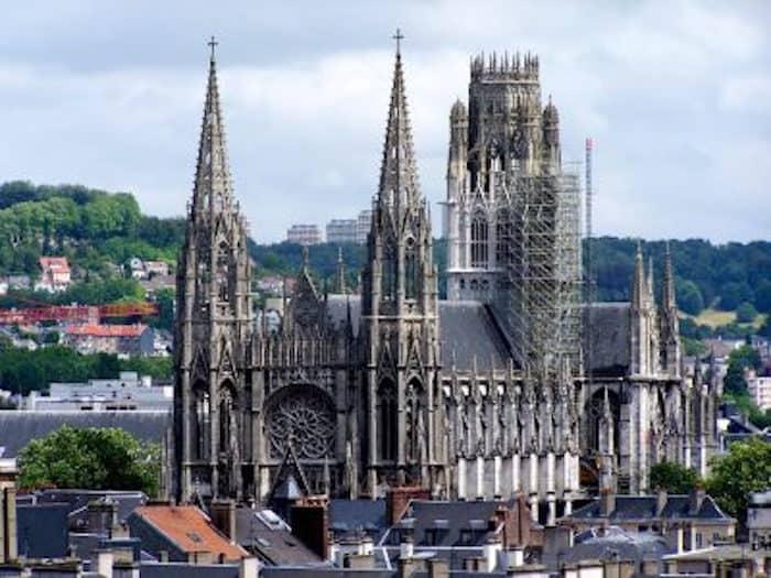 Rouen Abbatiale St Ouen