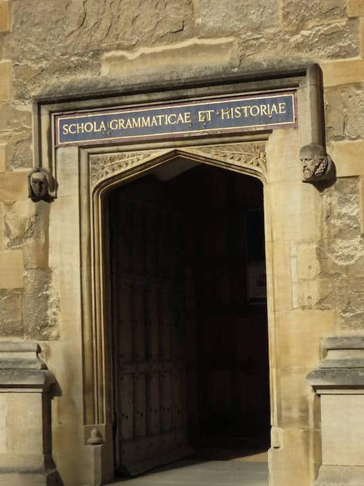 Bodleian Library, things to do in Oxford
