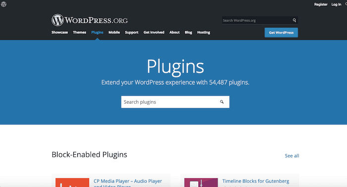 Wordpress has almost unlimited functionality with so many great plugins!