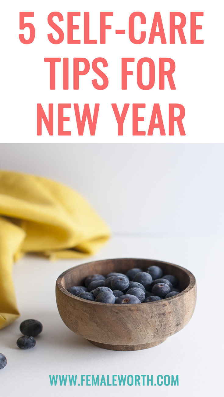 5 self care tips for new year