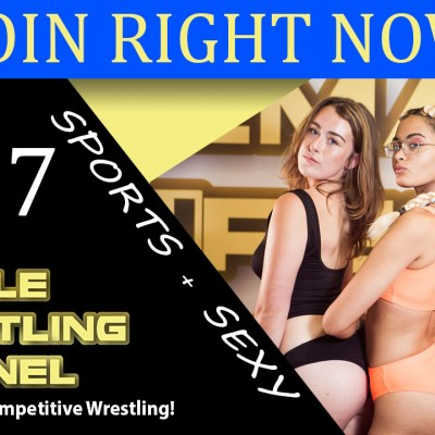 Legacy Membership Buy Women's Wrestling