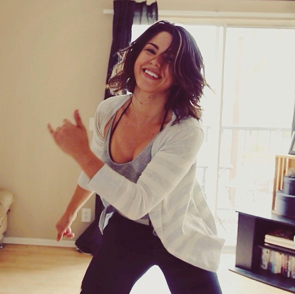 www.dancespirit.com Megan-Batoon-Instagram