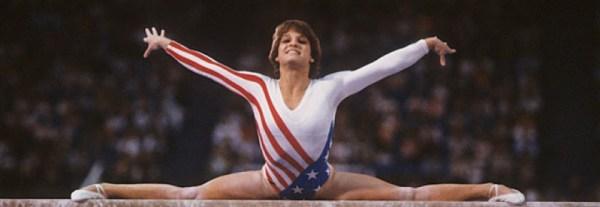 gymnast mary-lou