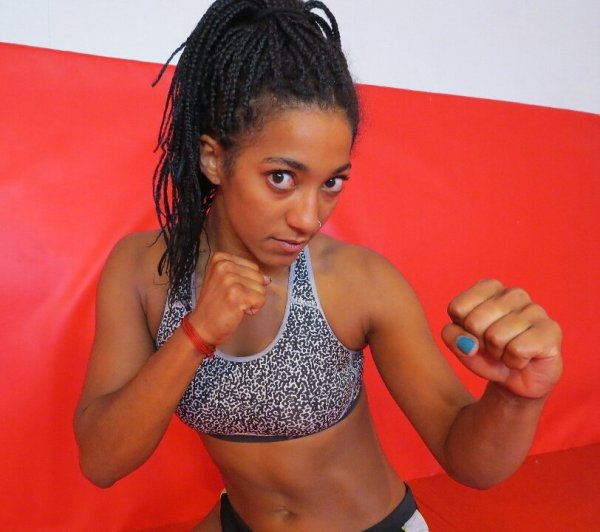 fciwomenswrestling.com article, submission room WB270 photo credit