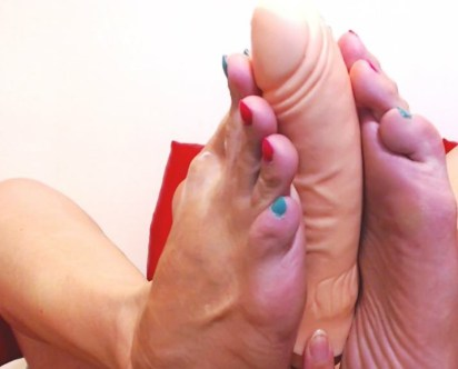 Foot Job Cams