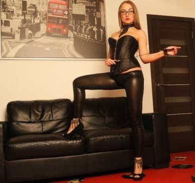 cruel mistress role plays