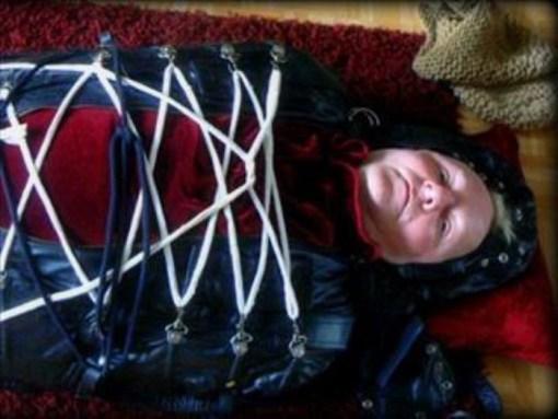 slave in bondage