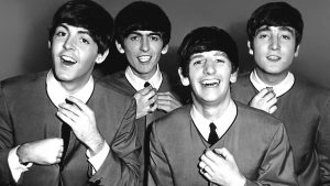 Image: The Beatles pictured on 6th September 1963
