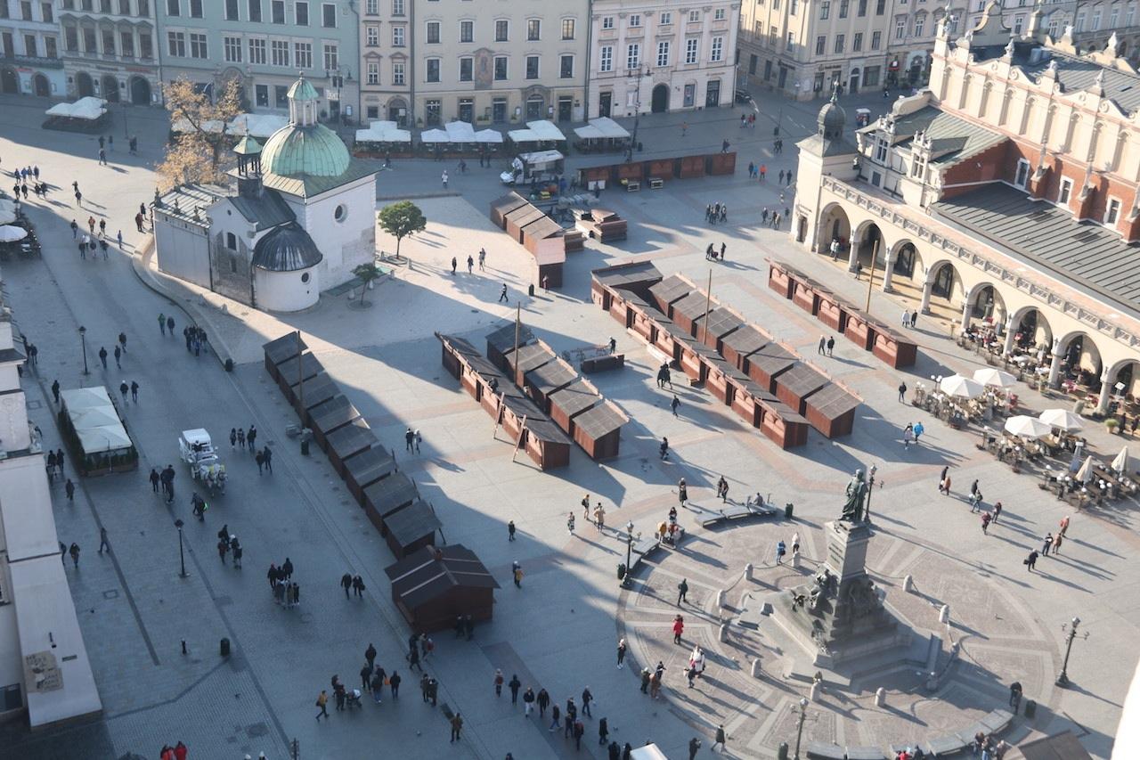 Sărbătoarea Mărţişorului la Cracovia