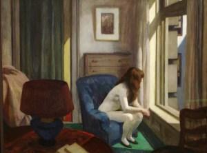 Once de la mañana, 1926. Edward Hopper