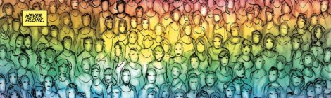 Feministische Comic Auslese #2: Love is Love, Queer history und Hinter Türen