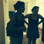 Beril and Ximena