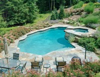 1000+ images about Outdoor pools on Pinterest   Pools ...