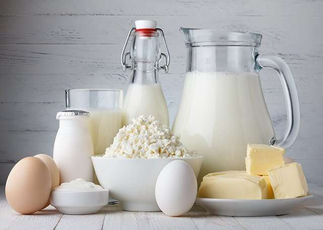 Eat Lactose Free Products To Lose Belly Fat