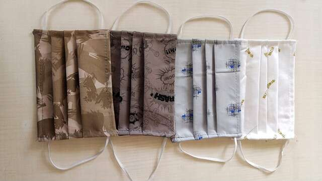 Choosing The Right Fabric For Face Masks