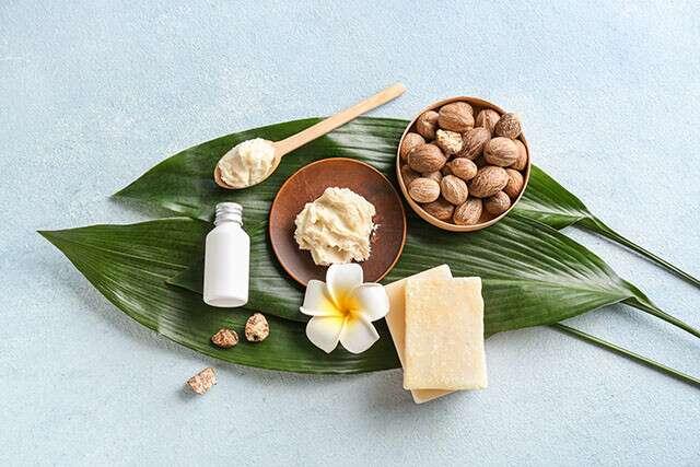 Shea Butter help get rid of any scalp irritation