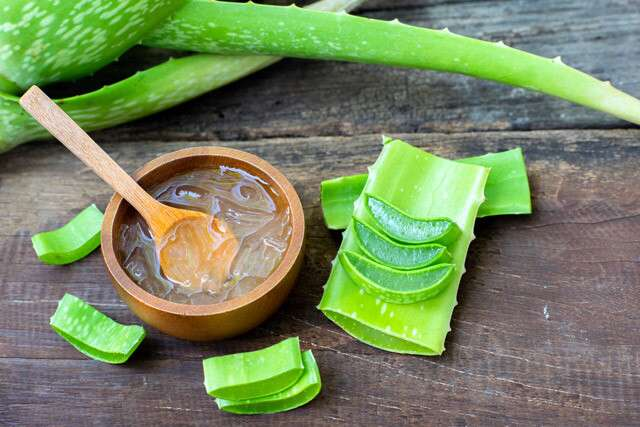 Aloe vera To Get Smooth Skin