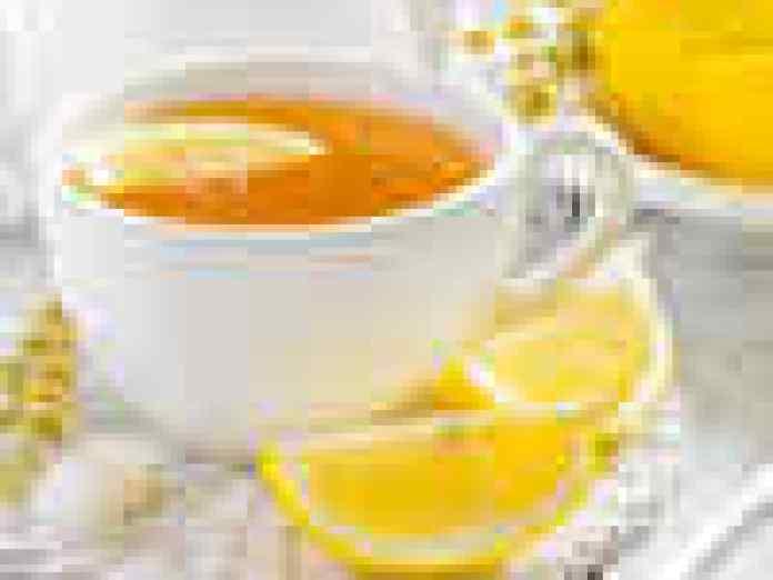 How To Make Lemon Tea