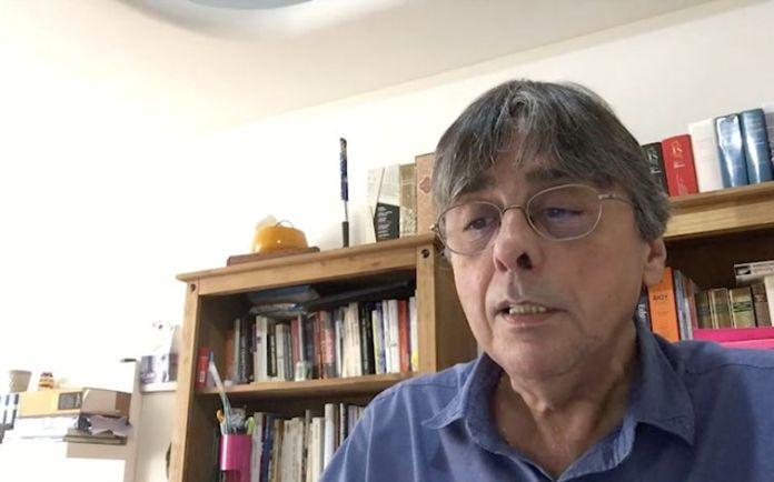 Fernando Freitas, psicólogo e pesquisador da Fiocruz.