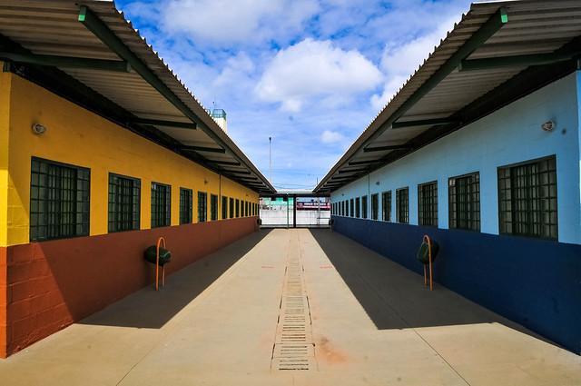 Escola Classe 02 investe em mais conforto para estudantes da Estrutural