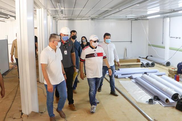 Hospital no Complexo Penitenciário da Papuda será permanente