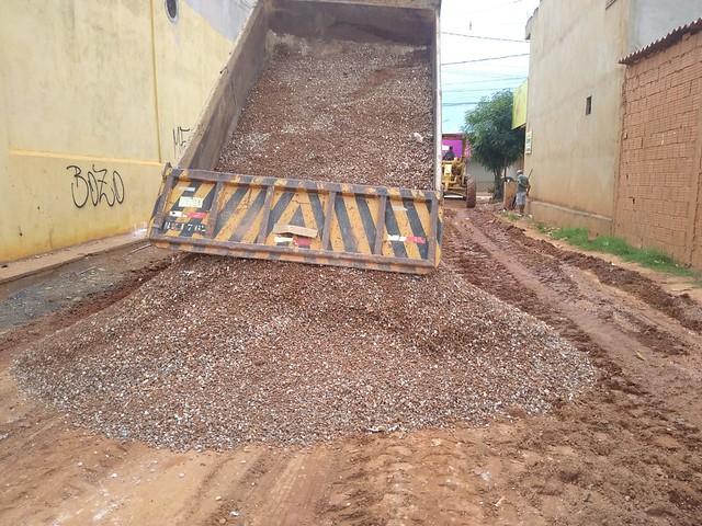 Caminho mais acessível ao Morro da Cruz, em São Sebastião
