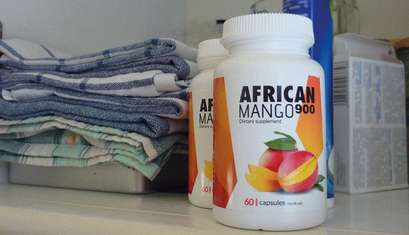 African Mango im Test