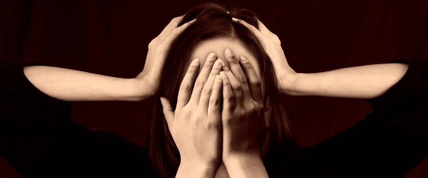 Stress - Folgen der Prämenopause