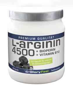 L-Arginin ist einer der besten Tipps gegen Dehnungsstreifen.