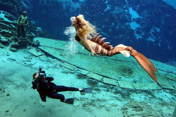 Andrew mermaid shoot 1