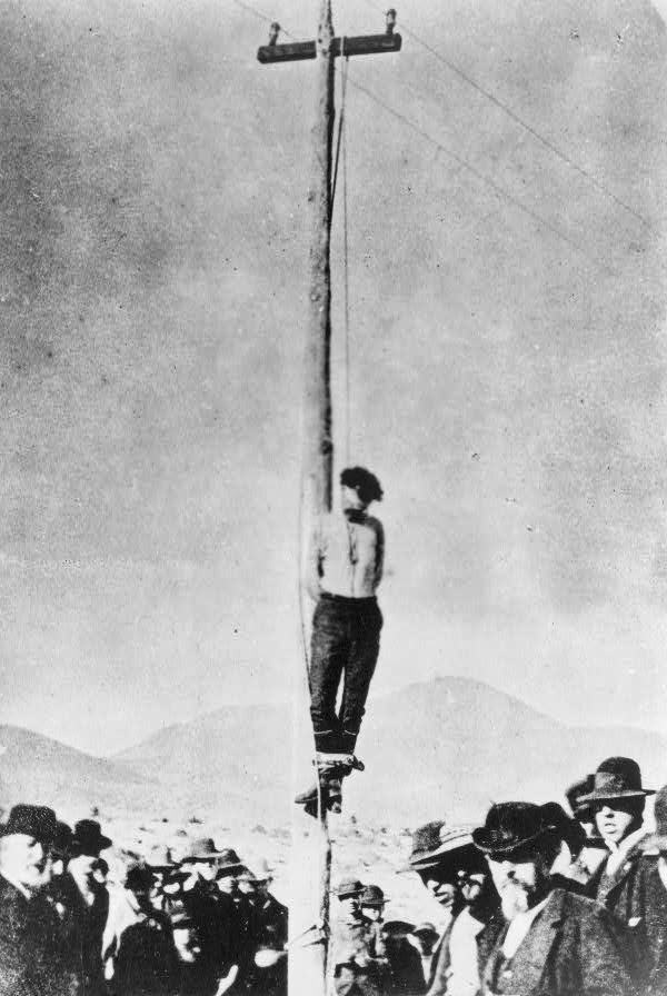 Vigilante Justice in the American Old West. Credits: wildwesthistory.blogspot.in