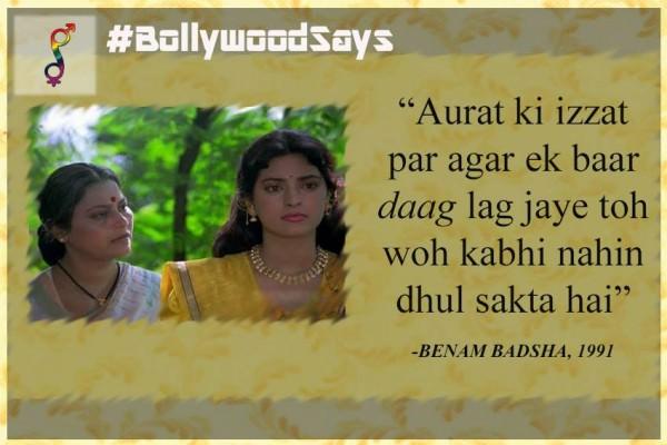 Bollywood Says 9