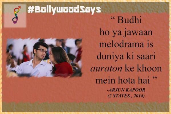 Bollywood Says 10