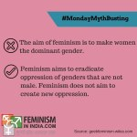 myths about feminism