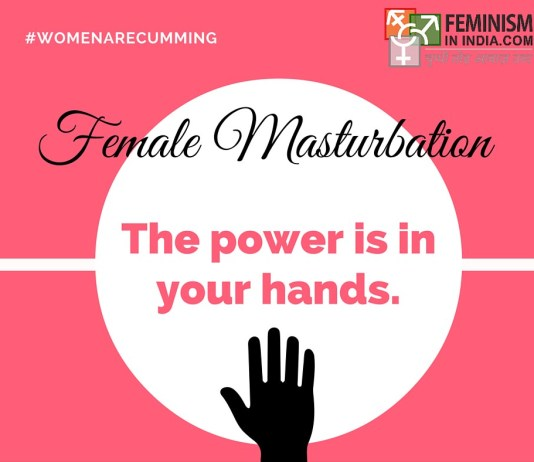 Female Masturbation: Politics and Pleasure