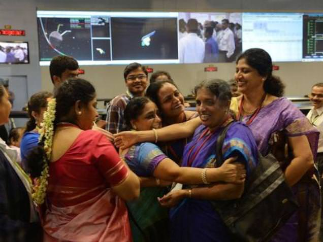 Where Are The Indian Women In Science?