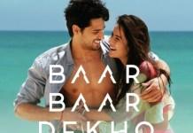 Baar Baar Dekho Gets Added To The List Of Ever-So Annoying Bollywood Films