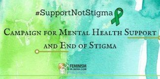 Mental Health: We Need #SupportNotStigma
