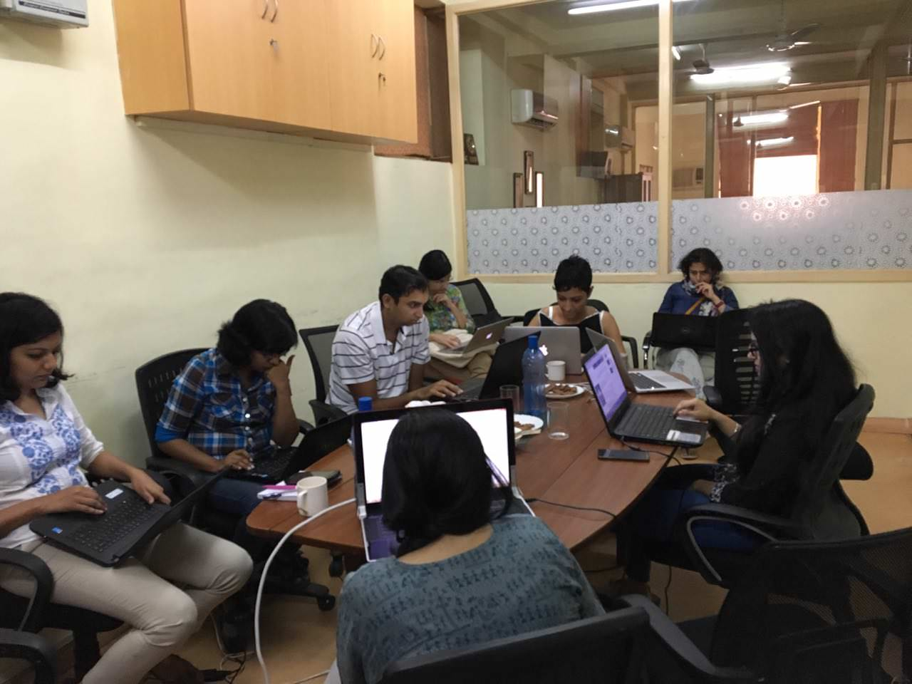 Wikipedia Edit-a-thon: Indian Women Poets and Authors