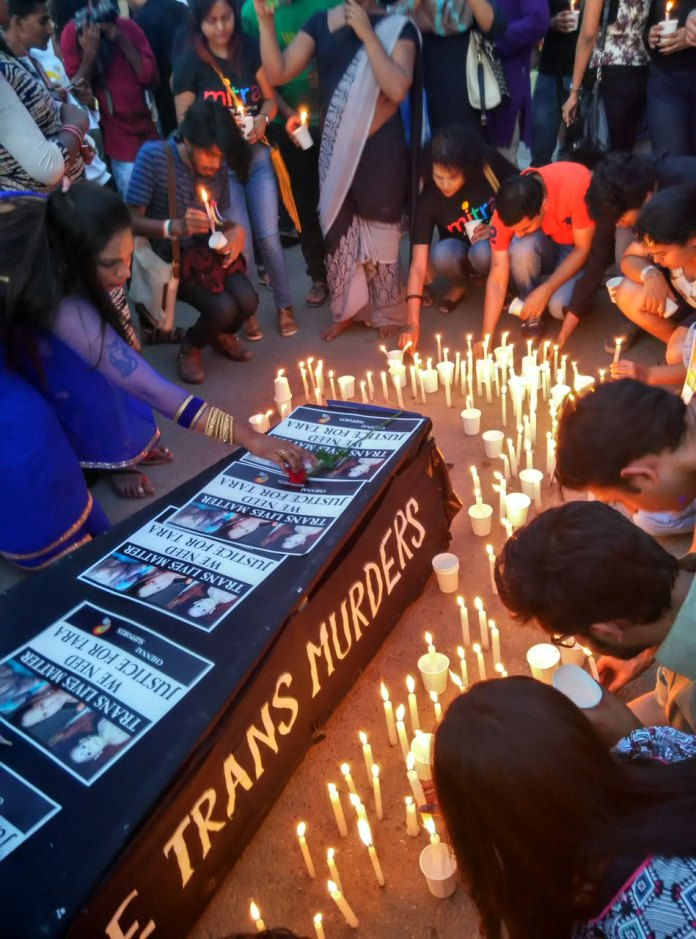 Justice For Tara: People light candles in remembrance of Tara