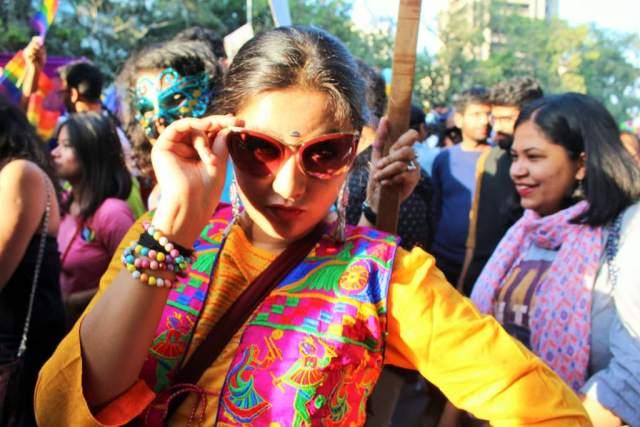 Delhi Queer Pride Parade, 2016